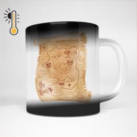 Mug thermoreactif personnalisé