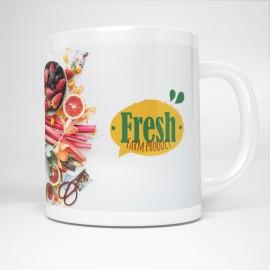 Mug en céramique personnalisé